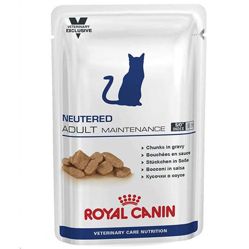 Royal Canin Neutered Adult Maintenance - корм Роял Канин для стерилизованных котов и кошек до 7 лет